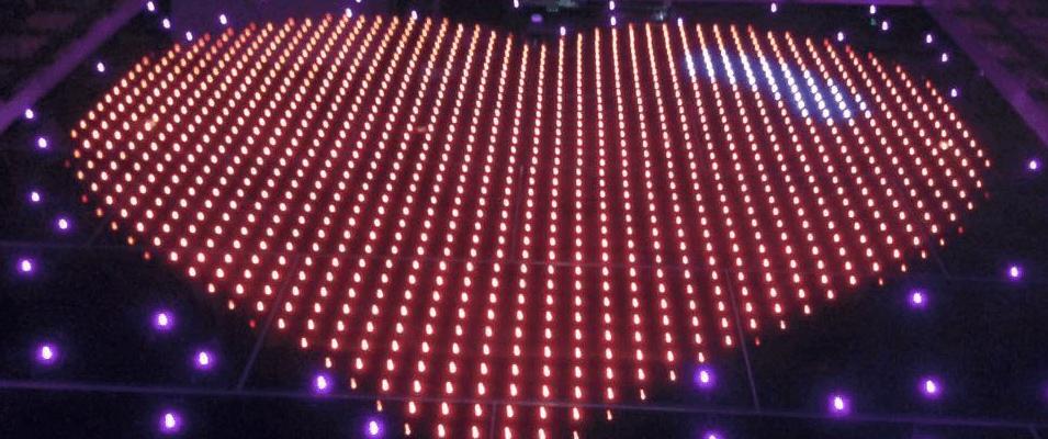 LED Dance floor A&B Entertainment