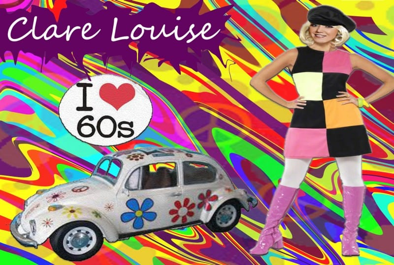60's show clare louise