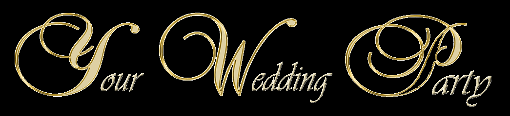 your wedding party logo